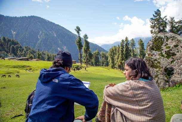 Highway Alia Bhatt Imtiaz Ali Pics Stills