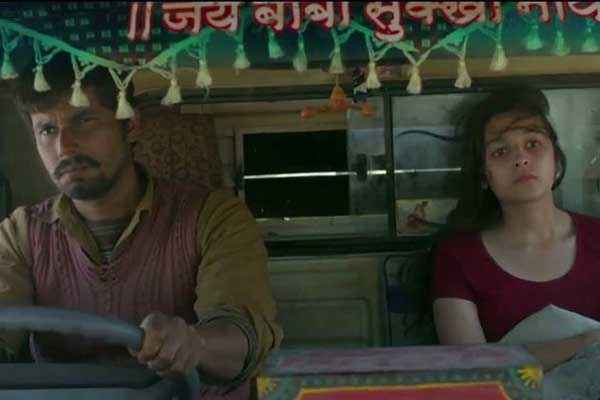 Highway Randeep Hooda Alia Bhatt In Truck Stills