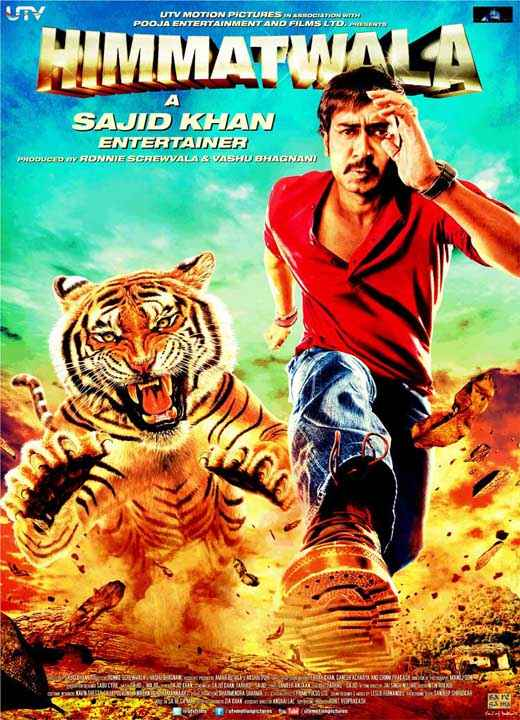 Himmatwala 2013 New Poster Poster