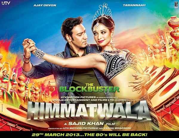 Himmatwala 2013 Poster