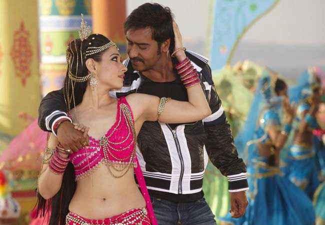 Himmatwala 2013 Ajay Devgan Tamannaah Romantic Song Stills