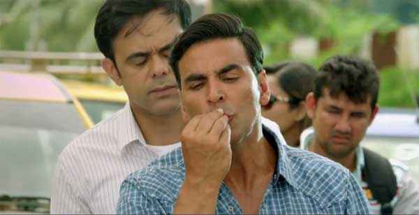 Holiday A Soldier Is Never Off Duty Akshay Kumar Comedy Scene Stills