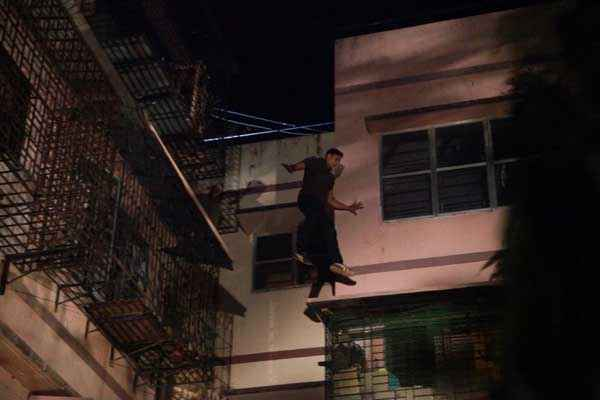 Holiday A Soldier Is Never Off Duty Akshay Kumar Stunt Scene Stills