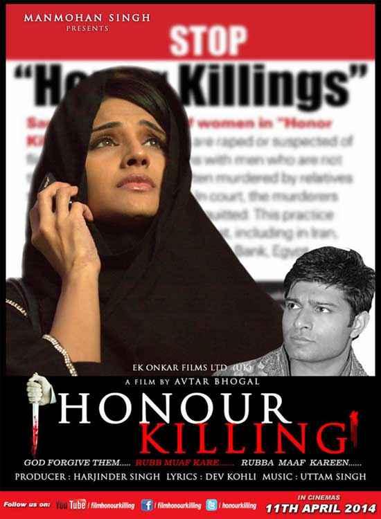 Honour Killing HD Poster