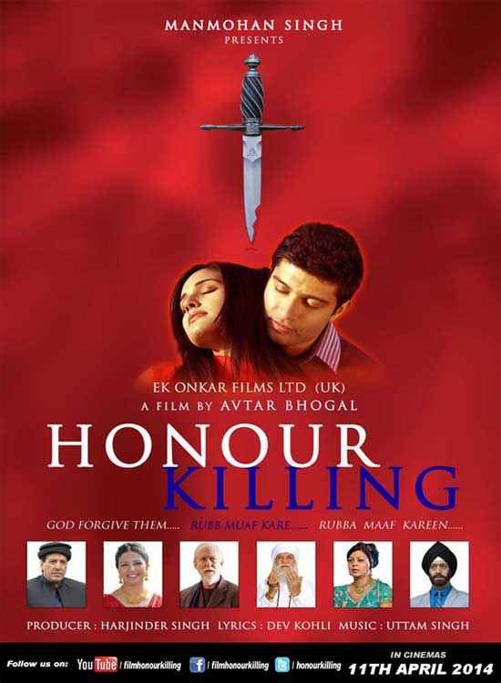 Honour Killing Poster