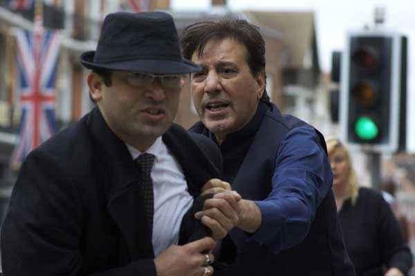 Honour Killing Javed Sheikh Fighting Scene Stills
