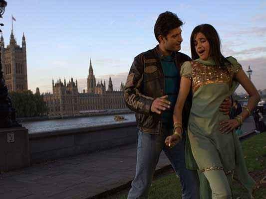 Honour Killing Zara Sheikh And Sundeep Singh Dance Step Stills