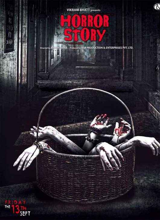 Horror Story First Look Poster