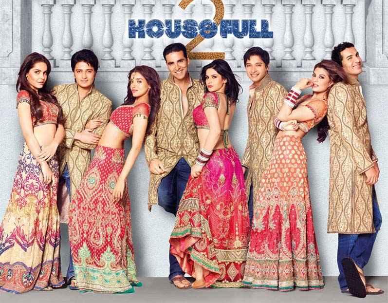 Housefull 2 Image Poster