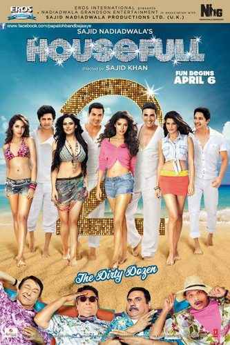 Housefull 2 Images Poster