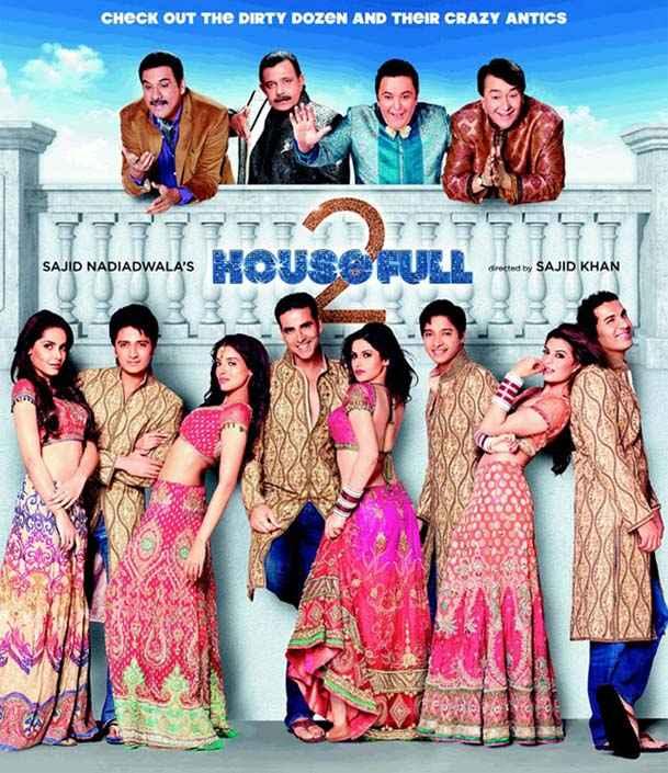 Housefull 2 Photo Poster