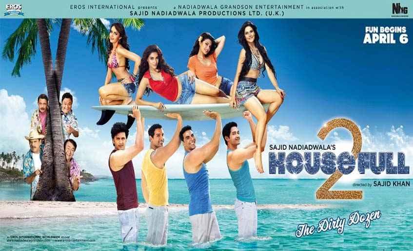 Housefull 2 Photos Poster