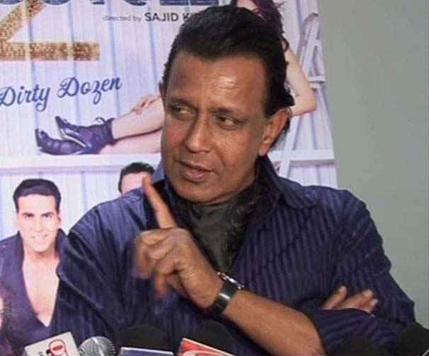 Housefull 2 Star Cast Mithun Chakraborty