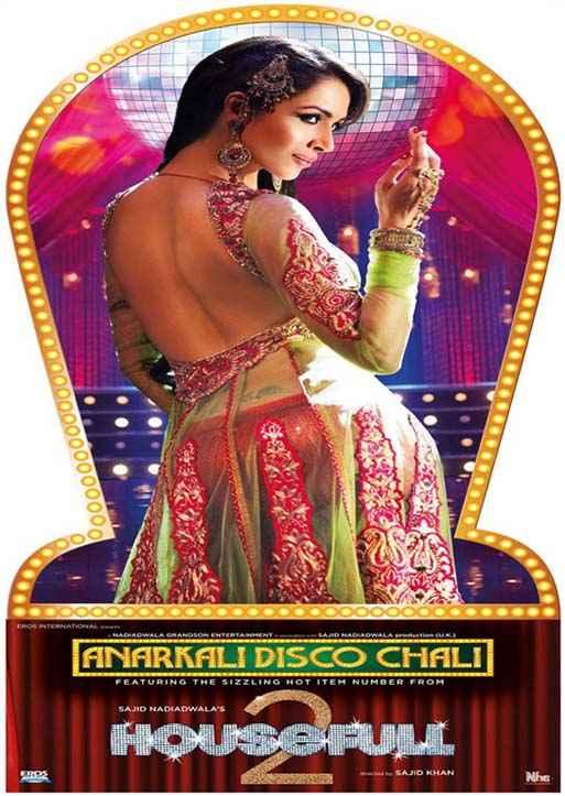 Housefull 2 Malaika in Anarkali Disco Chali Song Stills
