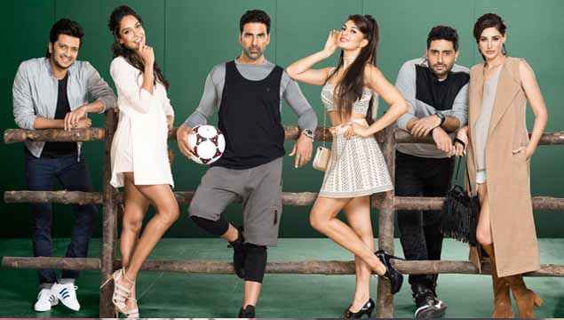 Housefull 3 First Look Stills