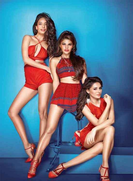 Housefull 3 Hot Actress Stills