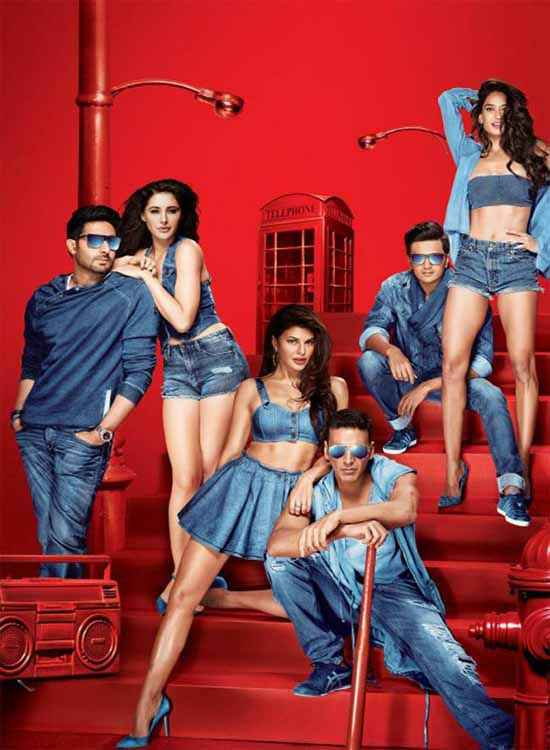 Housefull 3 Wallpaper Stills