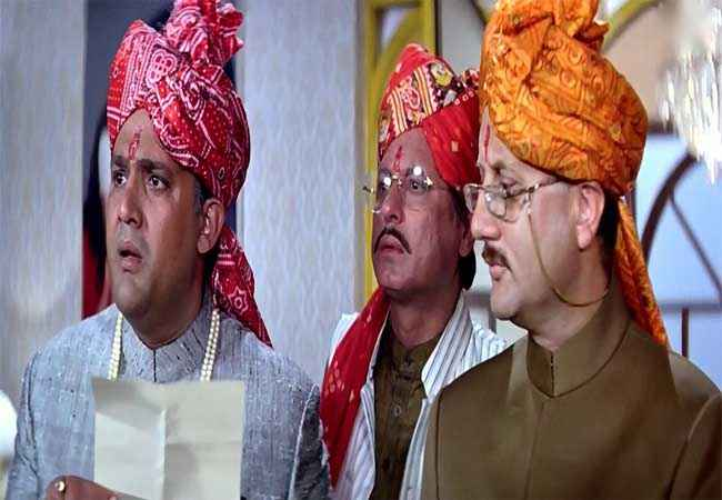 Hum Aapke Hain Kaun Alok Nath in Scene Stills