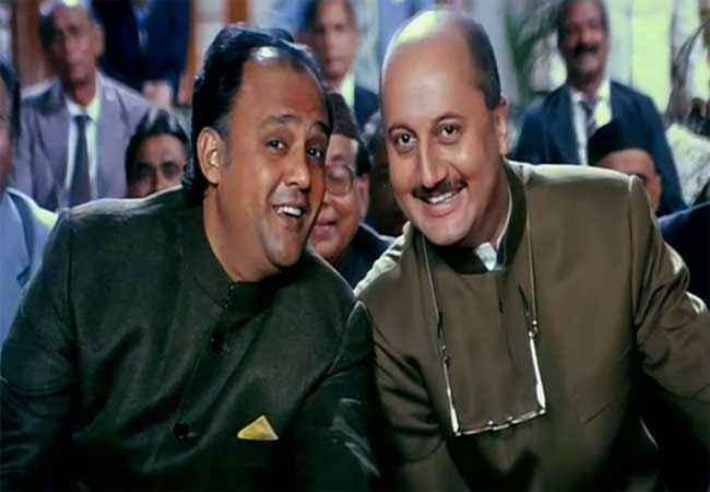 Hum Aapke Hain Kaun Anupam Kher Alok Nath Stills