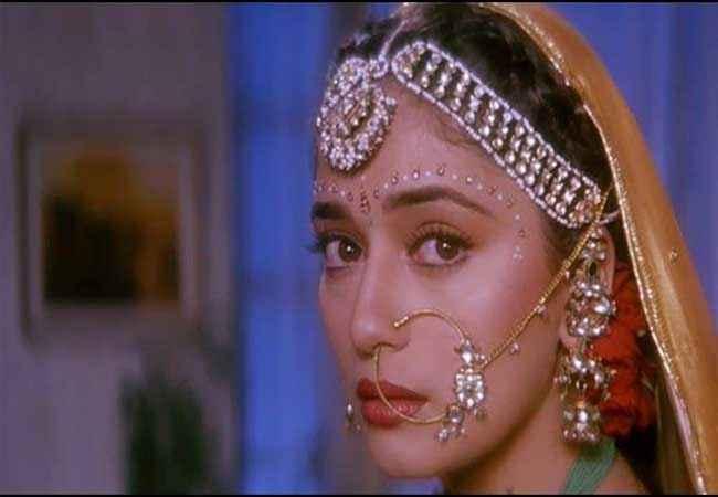 Hum Aapke Hain Kaun Madhuri Dixit Sad Scene Stills