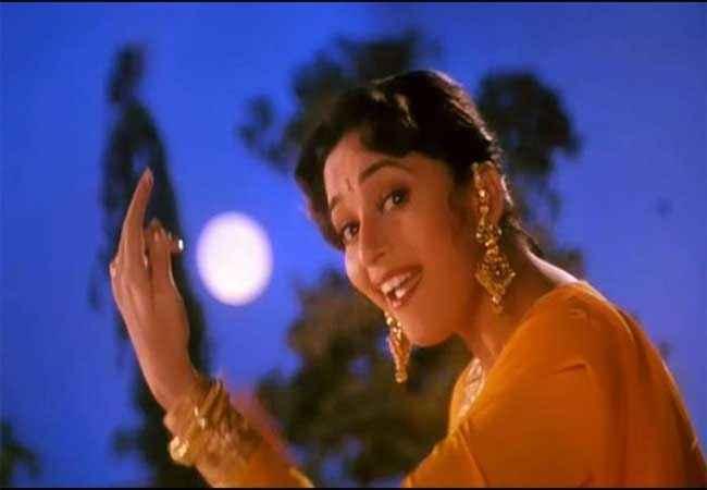 Hum Aapke Hain Kaun Madhuri Dixit in Maaini Stills
