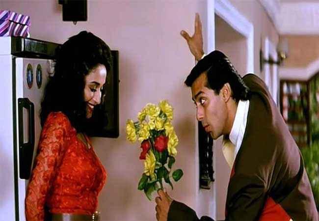 Hum Aapke Hain Kaun Madhuri Dixit Salman Khan Pics Stills