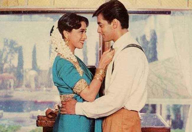 Hum Aapke Hain Kaun Salman Khan Madhuri Dixit Stills