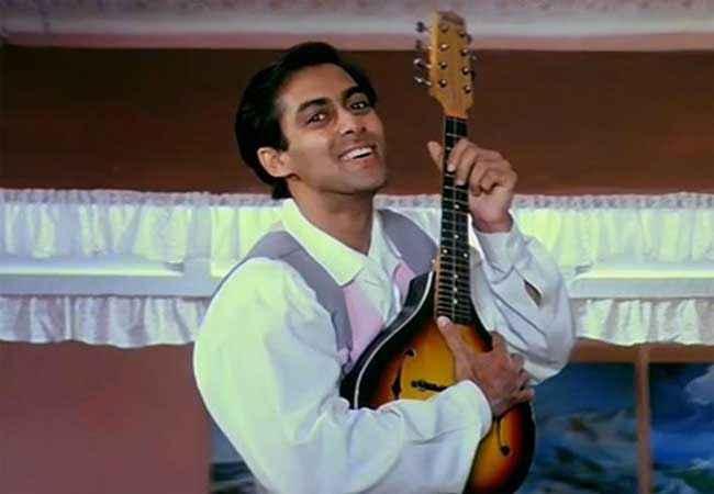 Hum Aapke Hain Kaun Salman Khan with Gitar Stills