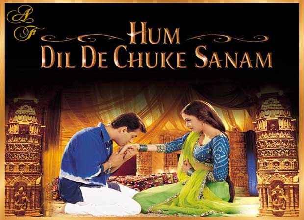 Hum Dil De Chuke Sanam Salman Khan Poster