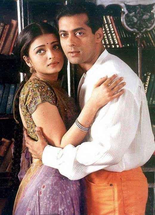 Hum Dil De Chuke Sanam Salman Khan Aishwarya Rai Wallpapers Stills