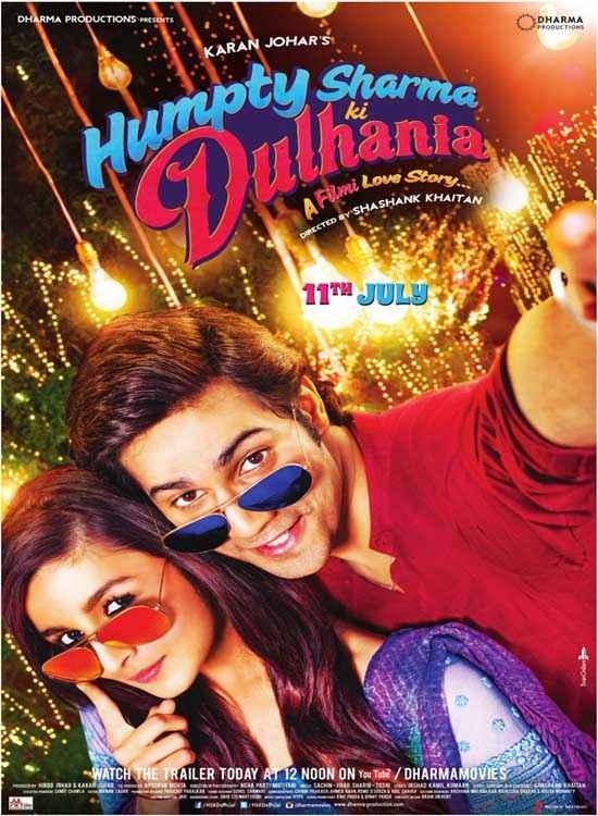 Humpty Sharma Ki Dulhania Selfie Poster