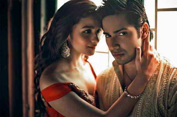 Humpty Sharma Ki Dulhania Varun Dhawan Alia Bhatt Hot Romantic Scene Stills