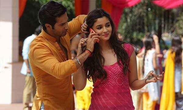 Humpty Sharma Ki Dulhania Varun Dhawan Alia Bhatt In Samjhawan Song Stills