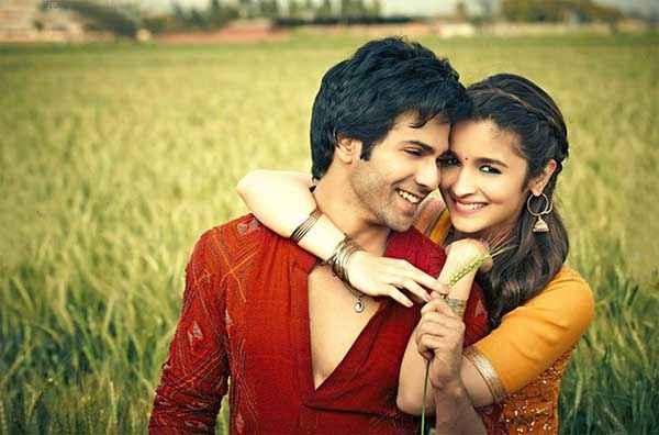 Humpty Sharma Ki Dulhania Varun Dhawan Alia Bhatt Romance Stills
