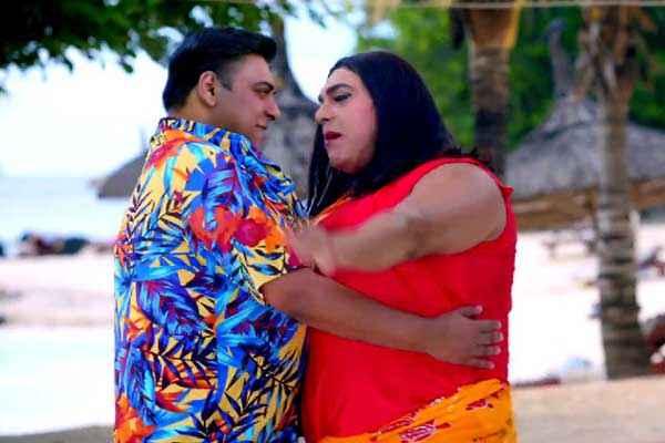 Humshakals Ram Kapoor In Double Role Stills
