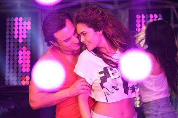 Humshakals Saif Ali Khan Esha Gupta Romance Dance Pic Stills