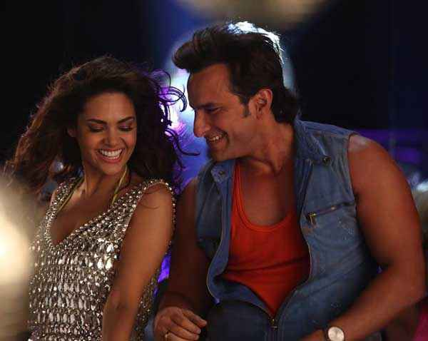 Humshakals Saif Ali Khan Romance With Esha Gupta Stills