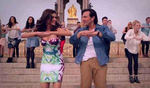 Humshakals Saif Ali Khan Tamannaah Bhatia Dance Scene Stills