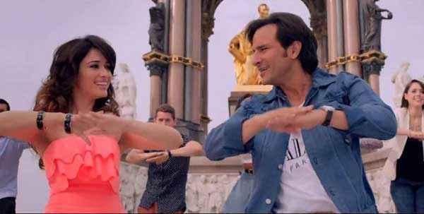 Humshakals Tamannaah Bhatia Saif Ali Khan Dance Stills