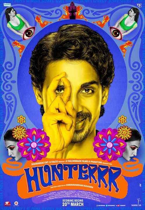 Hunterrr  Poster