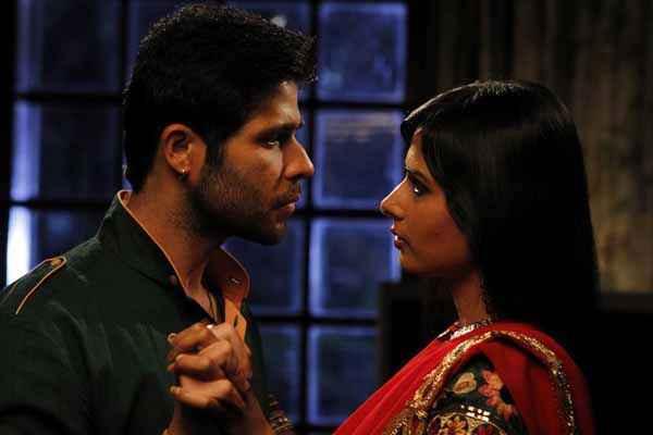I Love Desi Vedant Bali Priyanka Shah Romance Stills