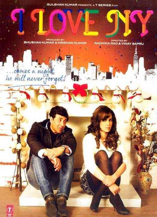 I Love NY New Poster Poster