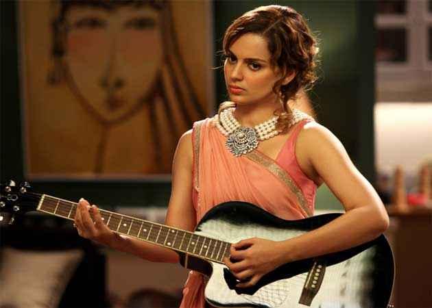 I Love NY Kangna Ranaut With Guitar Photo Stills