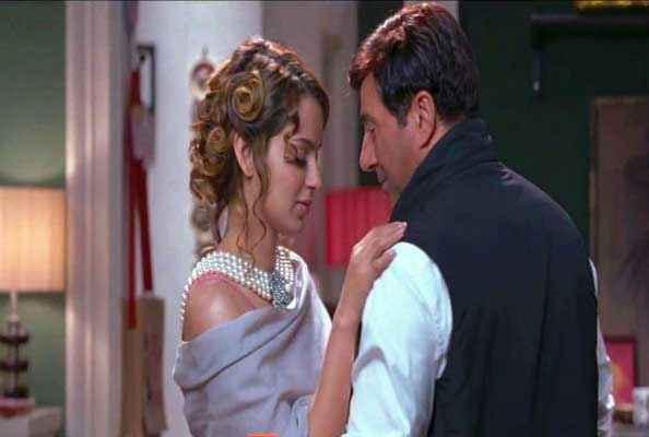 I Love NY Sunny Deol Kangna Ranaut Hot Scene Stills