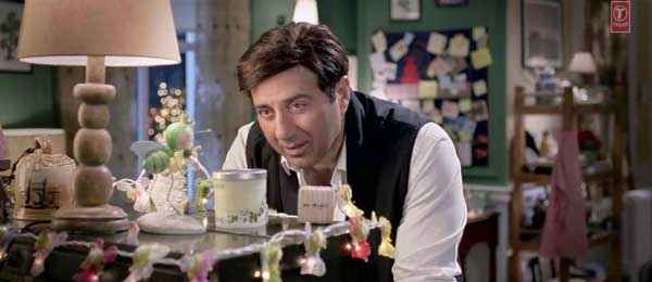 I Love NY Sunny Deol Pictures Stills