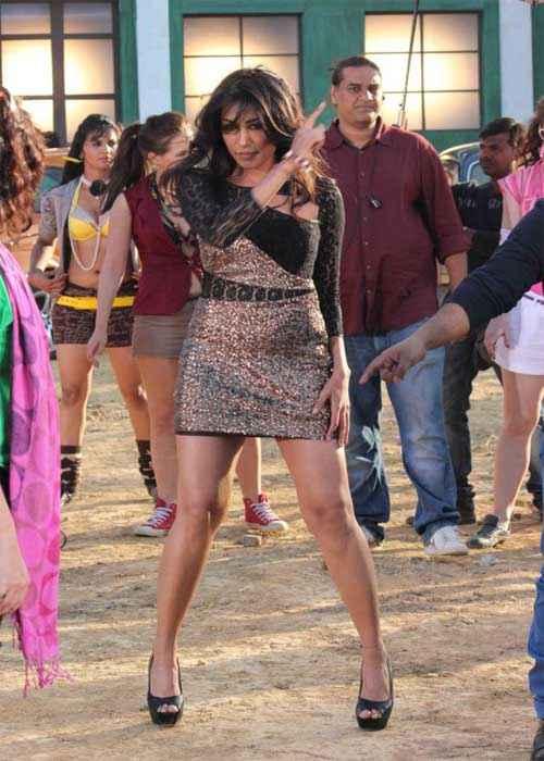 I Me Aur Main Chitrangada Singh Dance Pics Stills