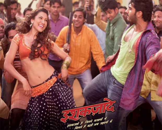 Ishaqzaade Arjun Kapoor And Gauhar Khan In Chokra Jawaan Song Stills