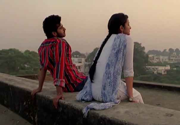 Ishaqzaade Arjun Kapoor And Parineeti Chopra Images Stills