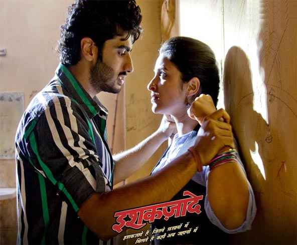 Ishaqzaade Arjun Kapoor Parineeti Chopra Photo Stills