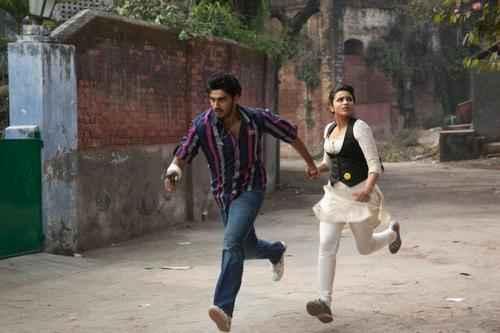 Ishaqzaade Arjun Kapoor Parineeti Chopra Scene Stills